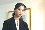 ドラマ『取り立て屋ハニーズ』場面写真 丹羽レイカ役の高橋ユウ(C)ひかりTV