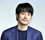 映画『BLUE/ブルー』の完成報告会に出席した松山ケンイチ (C)ORICON NewS inc.