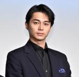 映画『BLUE/ブルー』の完成報告会に出席した東出昌大 (C)ORICON NewS inc.