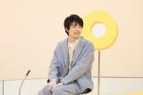 『あさパラS』メンバーお披露目取材会に参加した小柴陸(C)ytv