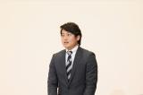 『あさパラS』メンバーお披露目取材会に参加した平松翔馬アナウンサー(C)ytv