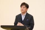 『あさパラS』メンバーお披露目取材会に参加したヤナギブソン(C)ytv