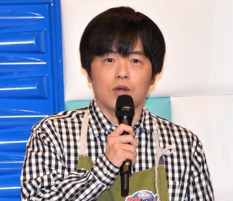 テレビ朝日系『家事ヤロウ!!!』記者会見 に出席したバカリズム (C)ORICON NewS inc.