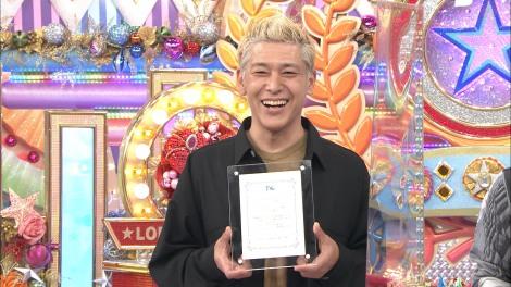 田村亮(C)テレビ朝日