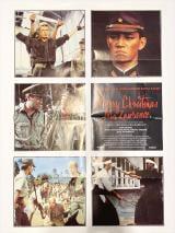 返却された『戦場のメリークリスマス』オリジナルポスター