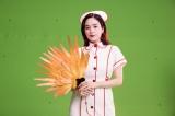 『RANBU 三国志乱舞』の新CMに出演する筧美和子