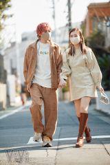 『ViVi』5?号に登場する兼近大樹&藤田ニコル