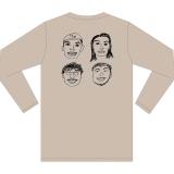 杉野遥亮の描き下ろしグッズ メインキャスト4名のイラストがキュート(C)「直ちゃんは小学三年生」製作委員会