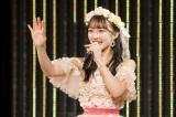 涙と笑顔の卒業公演で芸能界を引退した山本彩加(C)NMB48