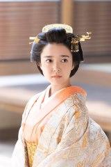 『青天を衝け』で篤君を演じる上白石萌音(C)NHK