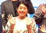 オンラインサービス「ラフ&ピース マザー」オープニング記念体験イベントに参加した横澤夏子 (C)ORICON NewS inc.