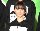 映画『ゾッキ』公開直前イベントに登壇した松井玲奈 (C)ORICON NewS inc.
