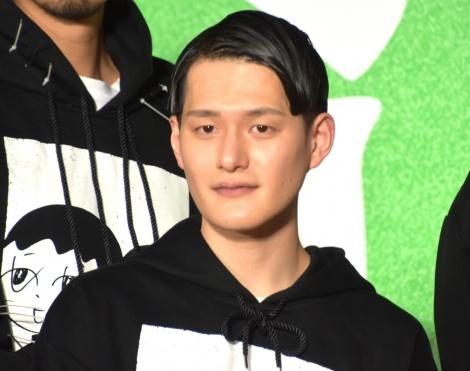 映画『ゾッキ』公開直前イベントに登壇した九条ジョー (C)ORICON NewS inc.