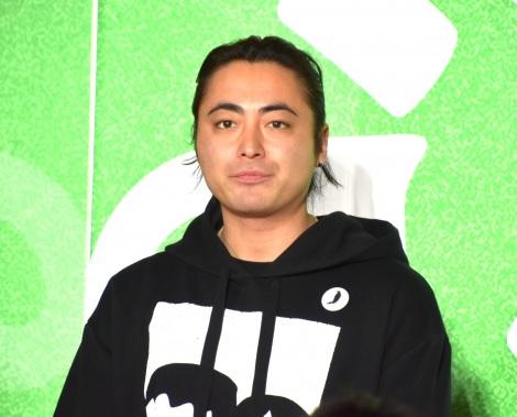 映画『ゾッキ』公開直前イベントに登壇した山田孝之監督 (C)ORICON NewS inc.