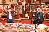 『人生最高レストラン』に出演する(左から)加藤浩次、ビートたけし (C)TBS