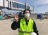 去年大リニューアルした伊丹空港に潜入(C)NHK