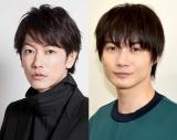 (左から)佐藤健、神木隆之介 (C)ORICON NewS inc.