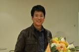 ドラマ『24 JAPAN』主人公・獅堂現馬役の唐沢寿明がクランクアップ。3月26日に最終回(第24話)を放送 (C)テレビ朝日