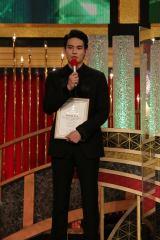 『第44回日本アカデミー賞』新人賞を受賞した岡田健史(C)日本アカデミー賞協会
