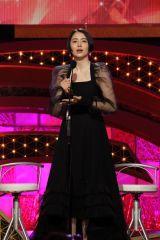 『第44回日本アカデミー賞』最優秀主演女優賞を受賞した長澤まさみ(C)日本アカデミー賞協会