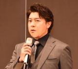 スペクタクル時代劇『魔界転生』製作発表会見に出席した上川隆也 (C)ORICON NewS inc.