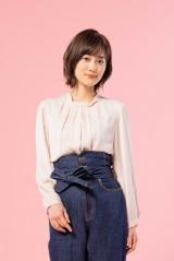 4月スタートの新ドラマ『着飾る恋には理由があって』に出演する山下美月(C)TBS