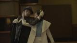『シリーズ江戸川乱歩短編集IV 新!少年探偵団』第1回「怪人二十面相」BSプレミアムで3月23日放送(左から)森山未來、満島ひかり (C)NHK