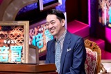 土曜☆ブレイク枠『クイズ!倍買』MCを務めるバナナマン・設楽統 (C)TBS