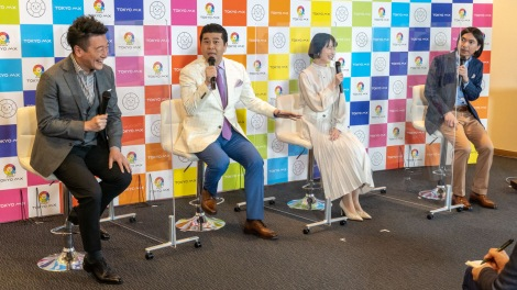 TOKYO MX『2021年4月改編』座談会の模様