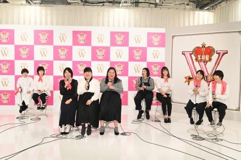 『THE W 2020』ファイナリスト(C)日本テレビ