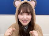 """『日向撮』公式ツイッターで""""たぬきコスプレ""""を披露した加藤史帆"""
