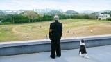 ソフトバンク新テレビCM「すべての親がHERO'S」篇に出演する松本人志