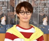 メンバーにトンボ姿を絶賛されたことを明かした美 少年・那須雄登=ミュージカル『魔女の宅急便』取材会 (C)ORICON NewS inc.