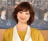ミュージカル『魔女の宅急便』取材会に出席した白羽ゆり (C)ORICON NewS inc.