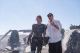 『映画 モンスターハンター』(3月26日公開)ミラ・ジョヴォヴィッチ、ポール・W・S・アンダーソン監督(C) Constantin Film Verleih GmbH