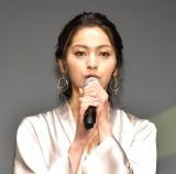 『ライザップ』新CM発表会に出席したゆきぽよ (C)ORICON NewS inc.