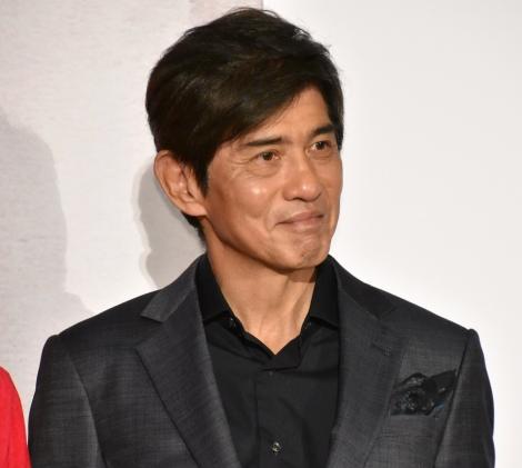映画『騙し絵の牙』公開前夜祭イベントに登壇した佐藤浩市 (C)ORICON NewS inc.