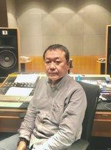 『ロンバケ』40周年盤のリマスタリングを手がけたエンジニア・内藤哲也氏(ソニー・ミュージックスタジオ)