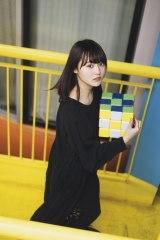『FLASHスペシャル』グラビアBEST2021年春号に登場する櫻坂46・増本綺良(C)YOROKOBI、光文社