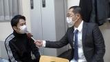 テレビ朝日『わぎゅいたち』で濱家隆一(かまいたち)を翻弄する天竺鼠の川原(C)テレビ朝日