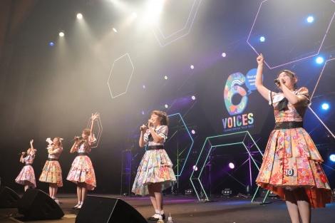 5月5日のデビュー9周年記念日に新メンバー発表公演を行う私立恵比寿中学