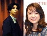 『第29回橋田賞』新人賞の賀来賢人、上白石萌音(C)ORICON NewS inc.