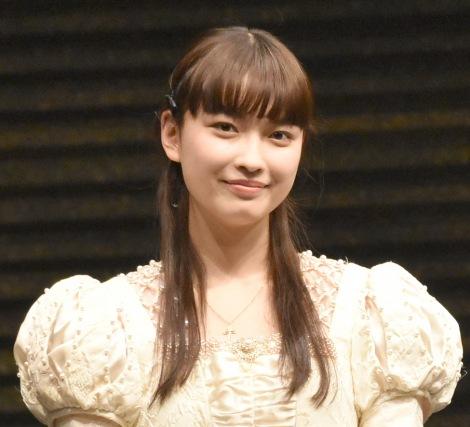 舞台『Romeo and Juliet -ロミオとジュリエット-』取材会に出席した茅島みずき (C)ORICON NewS inc.