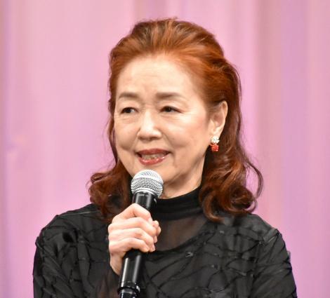 映画『キネマの神様』の完成報告会見に登壇した宮本信子 (C)ORICON NewS inc.