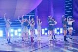『SONGS』でパフォーマンスするNiziU(C)NHK