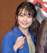 円谷プロ史上最大の祭典『TSUBURAYA CONVENTION 2019』に出席した吉永アユリ (C)ORICON NewS inc.