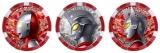 ウルトラメダル(ウルトラマン、エース、タロウ)(C)円谷プロ (C)ウルトラマンZ製作委員会・テレビ東京