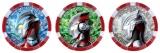 ウルトラメダル(ギンガ、エックス、オーブ)(C)円谷プロ (C)ウルトラマンZ製作委員会・テレビ東京