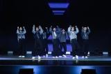 ミニアルバム『BORDER : DAY ONE』デビュー直前メディア向けショーケースを行ったENHYPEN(C)BELIFT LAB