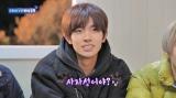 ヒスン=『ENHYPEN&Hi Season 2』より(C)AbemaTV,Inc.
